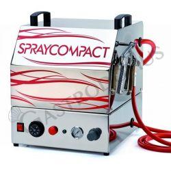 Erogatore spray per gelatina a caldo