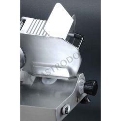 Affettatrice a gravità in alluminio, lama diametro 250 mm e affilatoio fisso - Monofase - dettaglio