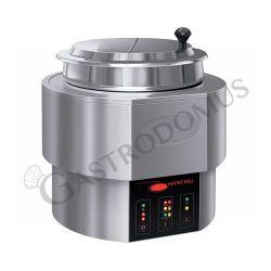 Scaldavivande elettrico a secco - una vasca con capacità 10 litri