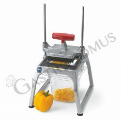Taglia frutta e verdura manuale - bastoncini con larghezza 6,4 mm