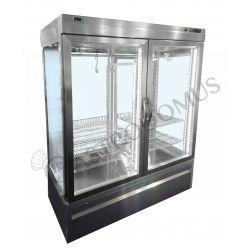 Espositore refrigerato per carne - 2 porte