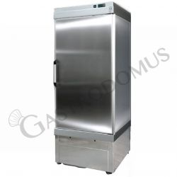 Armadio refrigerato ventilato negativo per pasticceria - temperatura -25°C/ +5°C - 1 porta - 500 LT