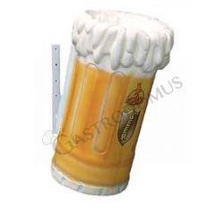 Boccale di birra da parete - Altezza 95 cm