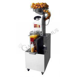 Macchina spremiagrumi professionale self service refrigerata