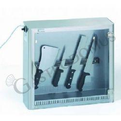 Armadio sterilizzacoltelli con capacità 10 coltelli