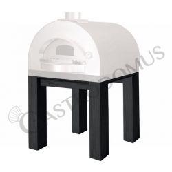 Tavolo per forno pizza a legna da esterno