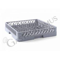 Cestello base per piatti e vassoi grigio h 900 mm