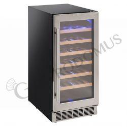 Cantina da incasso per vino - refrigerazione ventilata - temperatura +5°/+18°C