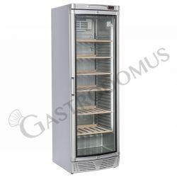 Cantina refrigerata color argento 350 LT