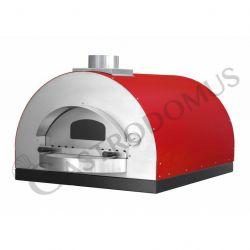 Forno pizza a legna da esterno - 1 camera