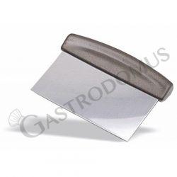 Raschietto con manico in abs L 15 cm X H 7,5 cm