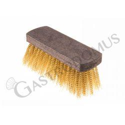 Ricambio per spazzolone forno a legna - L 17 cm x P 5,5 cm x H 7 cm