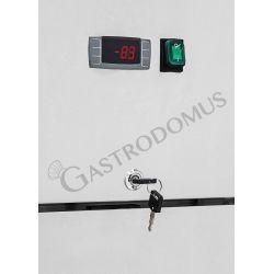 Armadio refrigerato statico - capacità 400 LT - temperatura -2°C/+8°C