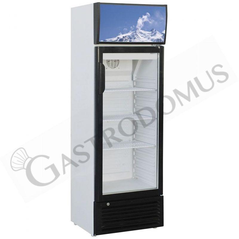 Armadio a refrigerazione statica per bibite - capacità 171 LT - temp. +2° C/ +8° C