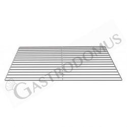 Griglia in acciaio inox 600 mm x 400 mm