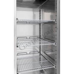 Armadio refrigerato ventilato - temperatura -2°C/+8°C - capacità 650 LT