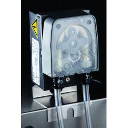 Lavastoviglie elettronica full optional trifase - cesto 50x50 cm altezza utile 32 cm