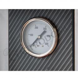 Dettaglio Forno elettrico per 9 pizze di diametro 35 cm con 1 camera a controllo meccanico