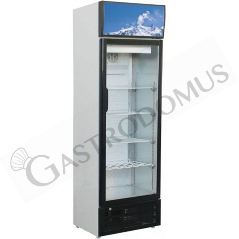 Armadio a refrigerazione statica per bibite - capacità 290 LT -tem. +2° C/ +8° C