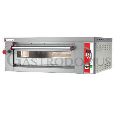 Forno elettrico per 6 pizze diam. 30/34 cm - 1 camera - controllo digitale