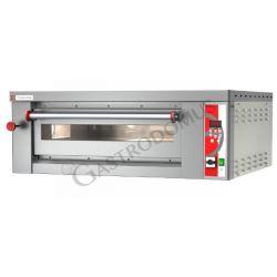 Forno elettrico per 9 pizze diametro 30/34 cm con 1 camera a controllo digitale