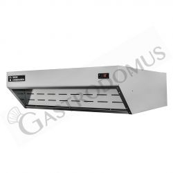 Cappa a condensazione modello KB6-66COND per forni pizza