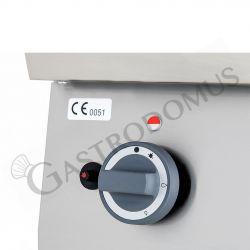 Cuocipasta professionale a gas su mobile chiuso - 1 vasca - capacità 40 LT - Lungh 700 mm