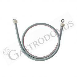 Lavabicchieri elettromeccanica monofase - cesto quadrato 35x35 cm altezza 25 cm - dosatore brillantante installato