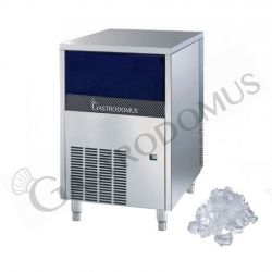 Macchina del ghiaccio nugget monofase kg 55/24h