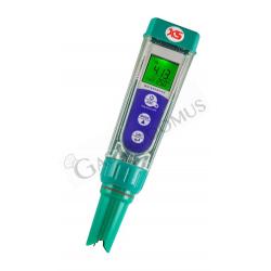 PHmetro per liquidi con termometro