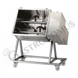 Impastatrice per carne monopala con capacità massima 75 Kg
