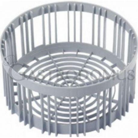 Cestello in plastica tondo diametro 35 cm