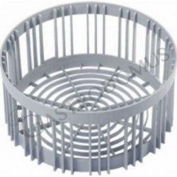 Cestello in plastica tondo diametro 39 cm