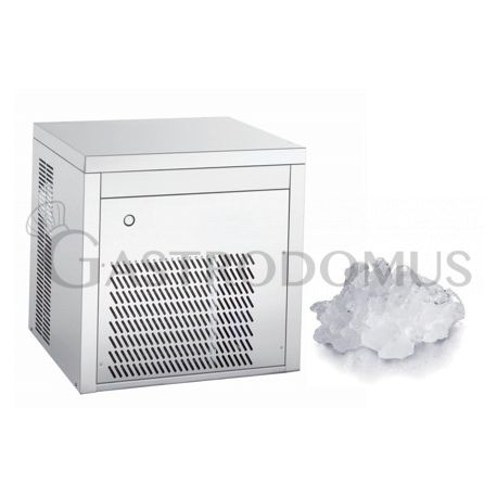 Produttore di ghiaccio granulare Kg 270/24h