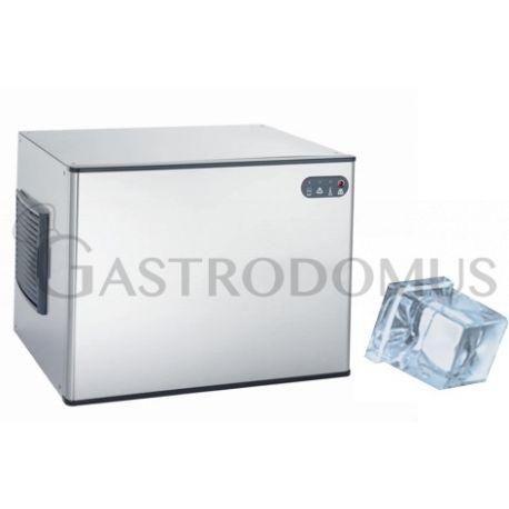 Produttore di ghiaccio monofase kg 320/24h cubetto quadro