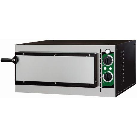 Forno 1 pizza diam. 32 cm - 1 camera - temperatura 320°C - controllo meccanico