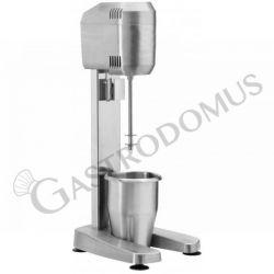 Mixer frappè 1 bicchiere in acciaio inox - potenza 400 W - capacità 0,8 LT