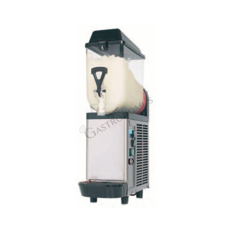 Macchina per granite e sorbetto con 1 vasca - capacità 10 LT - potenza 300 W