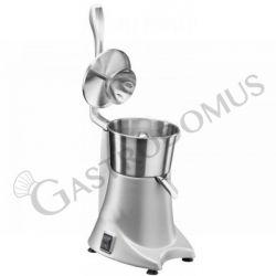 Spremiagrumi elettrico a leva in lega di alluminio satinato - 980 rpm