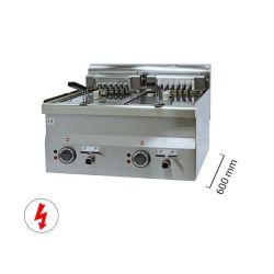 Friggitrice da banco elettrica - Serie 600