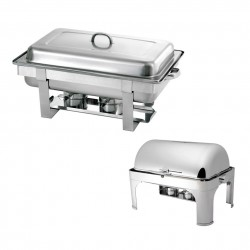 Chafing Dishes Gastronorm - Listino Online