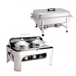 Chafing dishes gastronorm