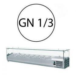 Vetrine refrigerate GN 1/3