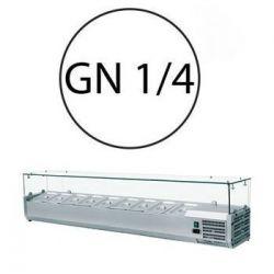 Vetrine refrigerate GN 1/4