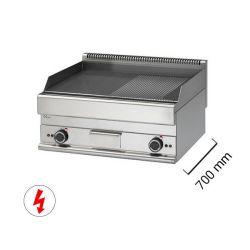 Fry top da banco elettrici - Serie 700