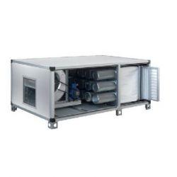 Centralina carbone attivo trifase con filtro elettrostatico CCE