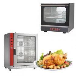 Forni a gas digitali per Gastronomia