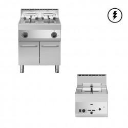 Friggitrici Elettriche Professionali: 1 o 2 Vasche da € 544