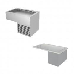Vasche Per Ghiaccio Bar e Piani Refrigerati