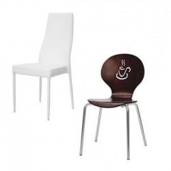 Sedie per Ristoranti: Moderne e di Design, Scegli il Tuo Stile